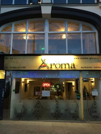 Aroma Indian Restaurant Gloucester