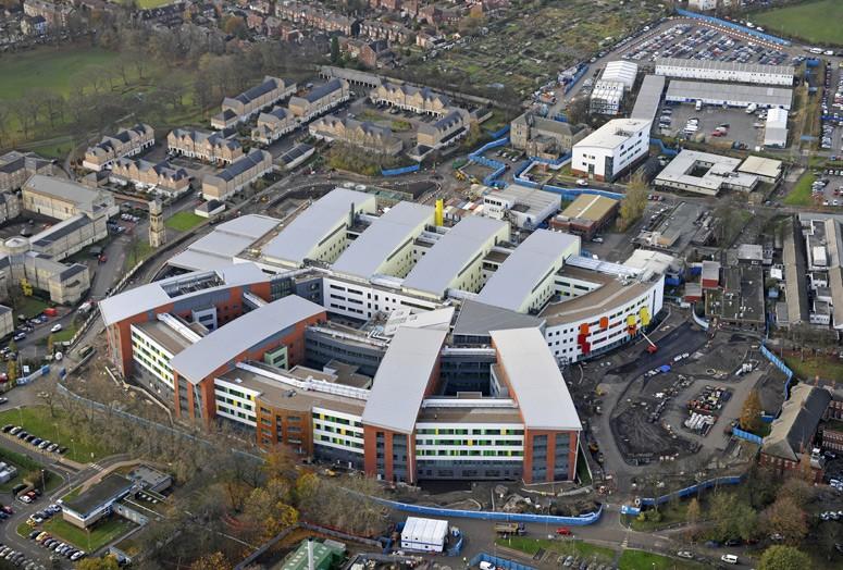 Pinderfields Hospital Map Pinderfield Burn Unit   Roomsbooked Pinderfields Hospital Map